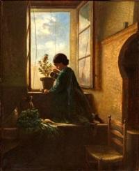 the little gardener by pauline caron langlois