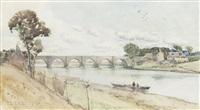 bridge of dee - aberdeen by tom scott