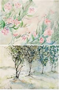 landscape by liu wei