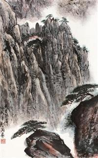 landscape by liu dahai