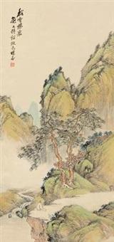 松壑听泉 by xiao chun