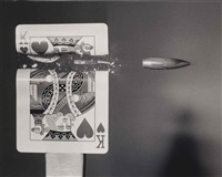 cutting the card quickly by harold eugene edgerton