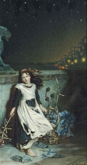 i've for my stock asked but a penny by augustus edwin mulready