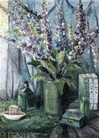 bouquets de fleurs by maurice serullaz
