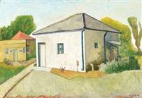 houses in negba by joel iglinsky
