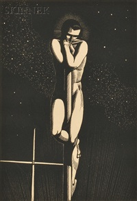 masthead by rockwell kent