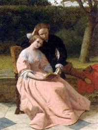 paolo and francesca by frederick richard pickersgill