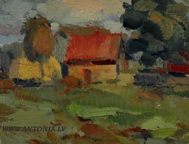 landscape by karlis danne