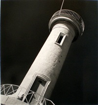 le phare de saint tropez by pierre boucher