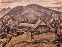 schwarzwald by leo gestel