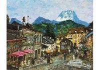gruyere(switzerland) by yukio kodama