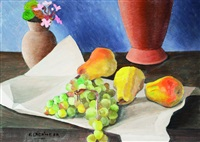 composición con uvas by fortunato lacamera