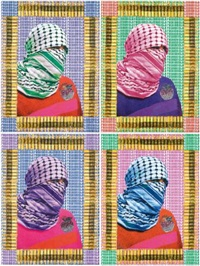 fashionista terrorista (iv) (in 4 parts) by laila shawa