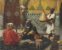 an afternoon discussion by rudolf ernst