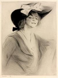 mademoiselle lili by edgar chahine