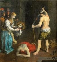la décollation de saint jean baptiste (in 4 parts) by nicolas bollery