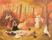 the blackberry picnic by pamela cornell