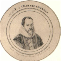 portrait of johan van oldenbarnevelt by john faber the elder