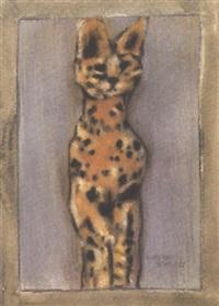 taiwan wild cat by li chi-wei