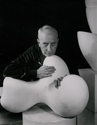 hans arp by denise colomb