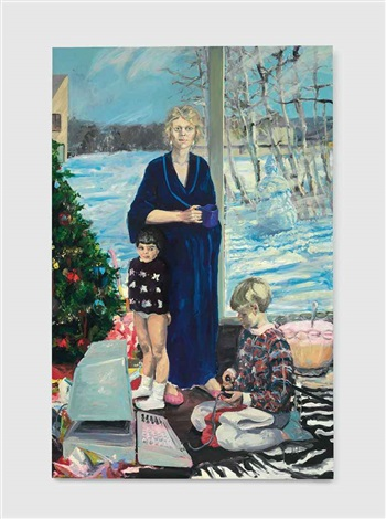xmas morn by eric fischl
