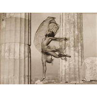nicolsca, dancing at the parthenon by nelly (elli seraidari)