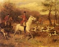 la chasse à courre by raymond desvarreux-larpenteur