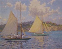 yachting by charles david jones bryant