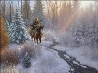 winter light by robert duncan
