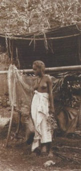fijian girl by john william lindt