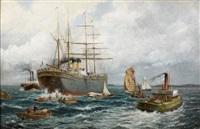 marine by otto flecken