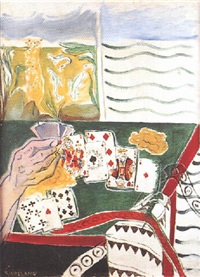 impression monégasque avec main by rodica valeanu