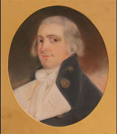 portrait of lord francis vincent by john russell