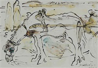 horse by ramkinker baij