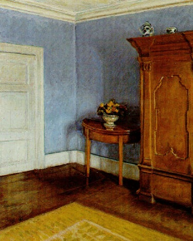 interior by vilhelm tetens