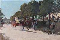 off to the bullfight by daniel perea y rojas