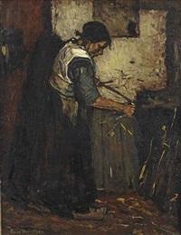 the wood breaker by suze bisschop-robertson