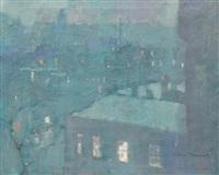 Edinburgh by Night, 1925–1929