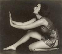 berta reidinger, dancer by trude fleischmann