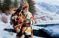 lone trapper by alfredo rodriguez