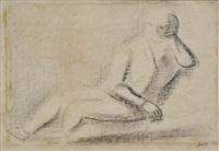 figura distesa by virgilio guidi