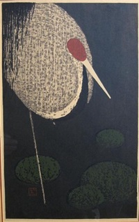 untitled (+ another; 2 works) by kaoru kawano