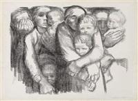 mütter by käthe kollwitz