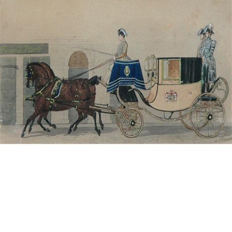 the royal coach by alexander ritter von bensa