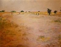 gemsbok kalahari by zakkie (zacharias) eloff