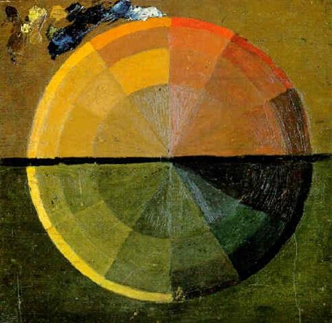 Image de cercle chromatique finest un cercle chromatique - Cercle chromatique peinture ...