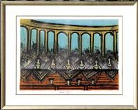 la loge d'honneur by bernard buffet