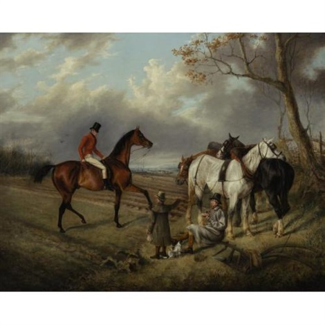 a helping hand in finding the field by george henry laporte