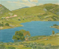 Lake in the Hills