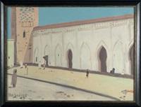 marrakech, la koutoubia by paul nassivet